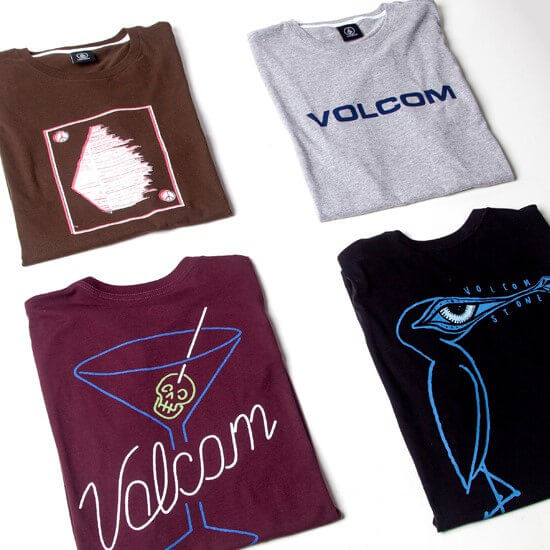 Camiseta Volcom Masculina