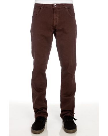 Calca-Chocolate-Sarja-VORTA-SLIM-FIT-Volcom-Masculino-04.33.0577.10.1