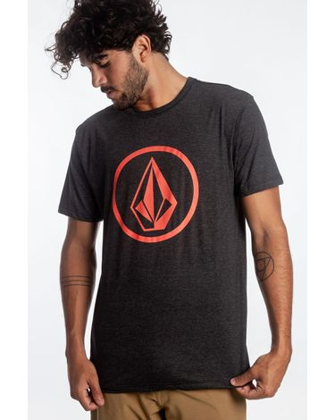 Camisa Manga Curta Silk Long Fit Trifecta Tee - 02.08.0059 - Volcom 7d6f3b257e9