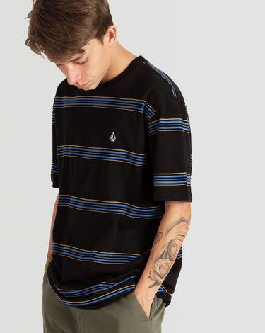 02.14.0928_Camiseta-Volcom-Manga-Curta-Fio-Tinto-Chasen-Preta