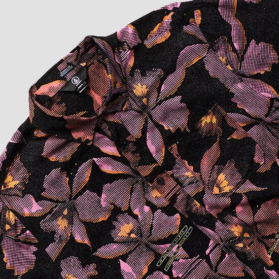 Volcom Brasil Camisa Manga Curta