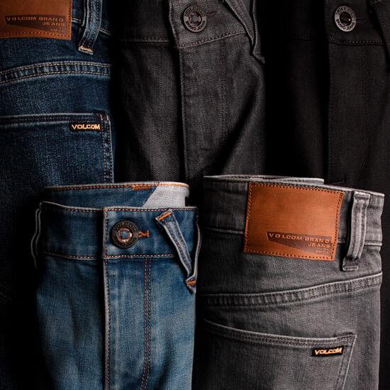 Volcom Brasil Brand Jeans